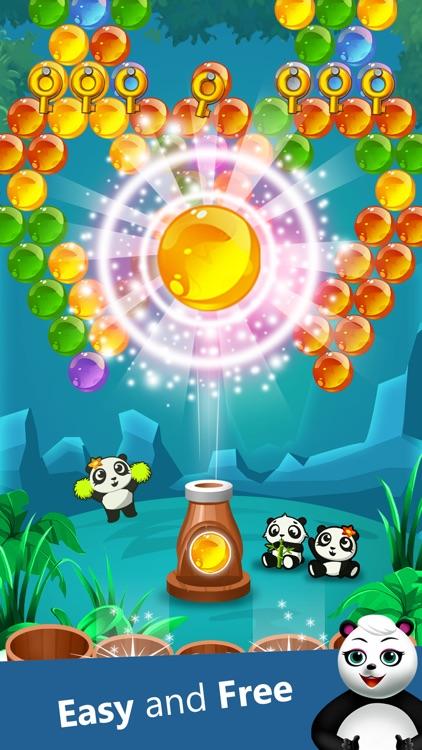 Bubble Shooter Panda screenshot-4