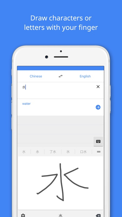Screenshot for Google Translate in Czech Republic App Store