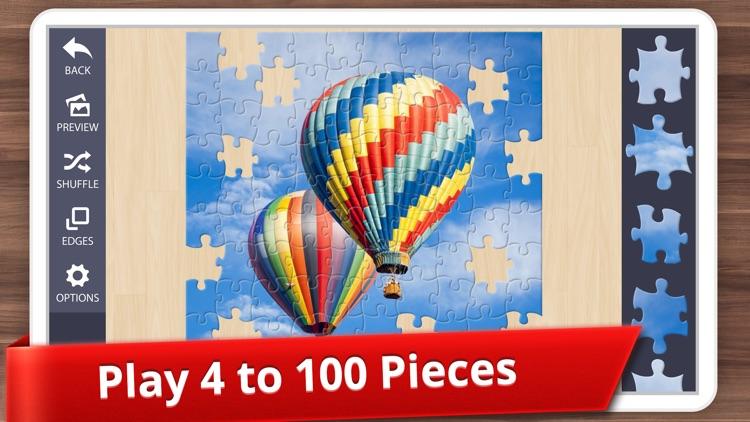 Jigsaw Daily: Fun Puzzle Games