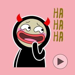 HellBoy - Insidious Emoji GIFs