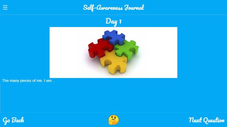 Self-Awareness Journal