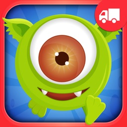 Monsters Games Creative Game