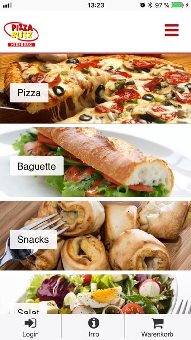 Pizza Blitz NienburgScreenshot von 1