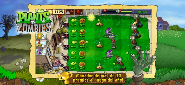 Plants Vs Zombies En App Store