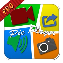 Pic Player Pro - Play  pic with video