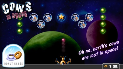 Screenshot from Cows In Space