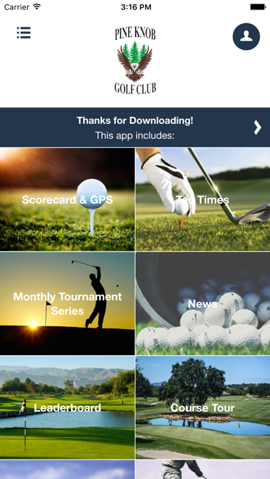 Pine Knob Golf Club screenshot 2
