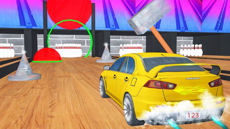Car Bowling Champion Master 3D screenshot-3