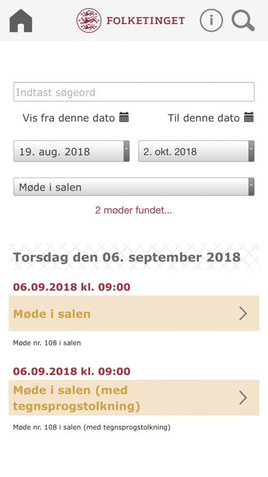 点击获取Tv fra Folketinget
