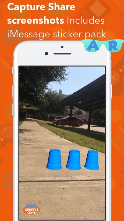 Shuffle Cups AR screenshot-3