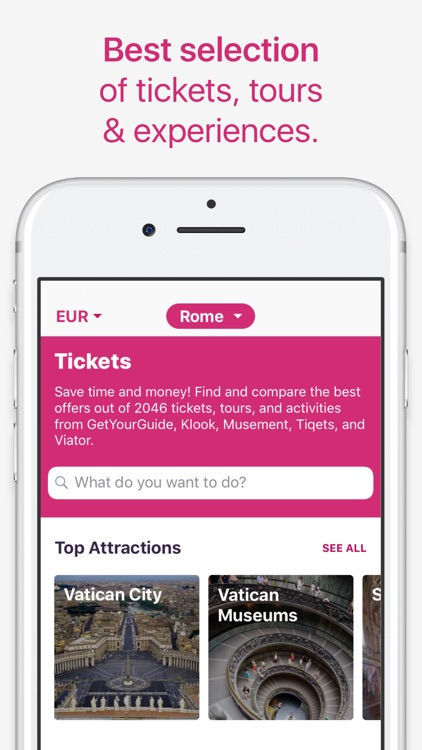 Tickets by Ulmon screenshot-0