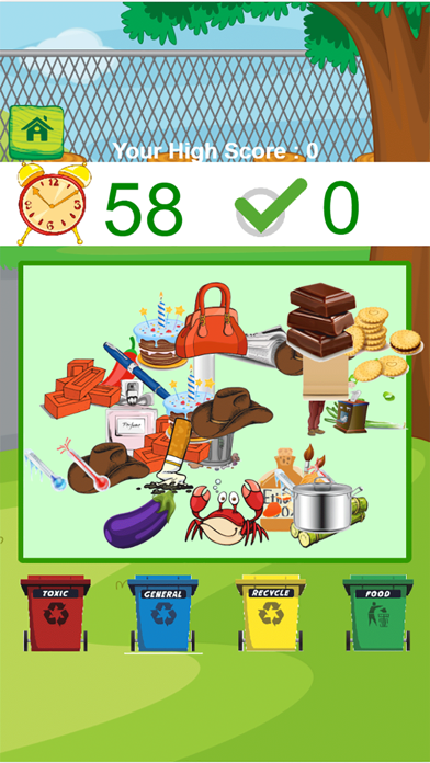 Garbage Recycling Trash Games screenshot two