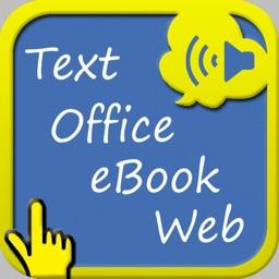 SpeakText for Me (Speak & Translate Text/Web/Doc)