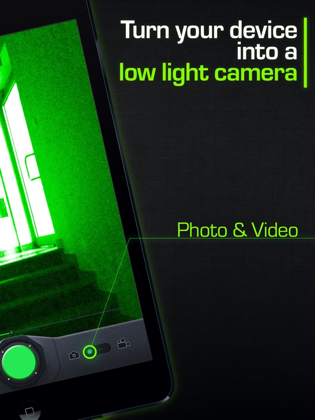 Night Vision Camera On The App Store