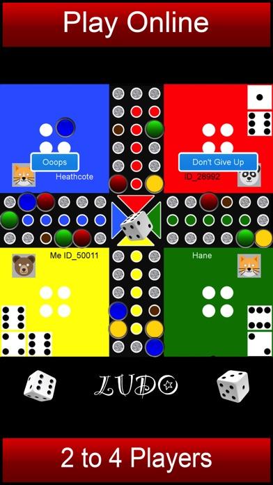 Ludo Online Prime Скриншоты3