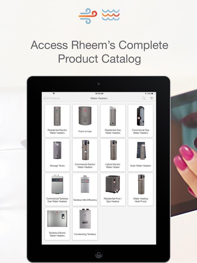 Rheem on the App Store