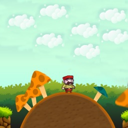 Collect The Points Adventure Game