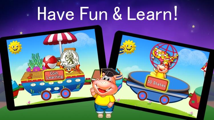 Animal Circus: Learning Games
