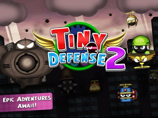 Screenshot #5 for Tiny Defense 2