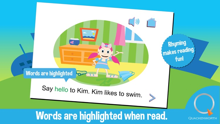 Learn to Read: Rhyme Stories screenshot-5