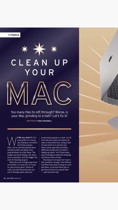 Mac Life review screenshots
