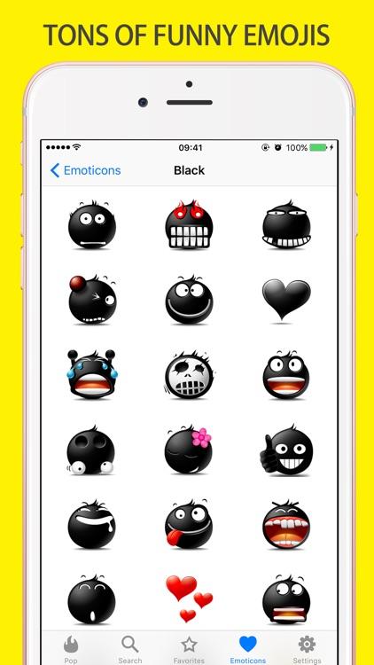 Adult Gif Keyboard Flirt Emoji screenshot-3