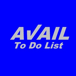 AVAIL To Do List