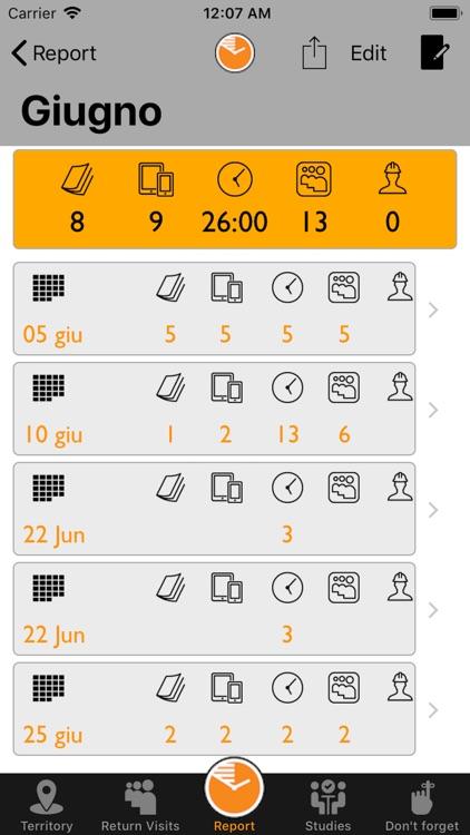 Service Notes screenshot-7
