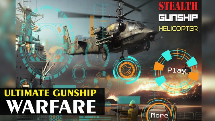 Sci-Fi  Helicopter War