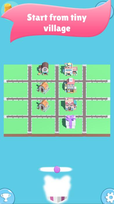 Pocket-sized Town screenshot one