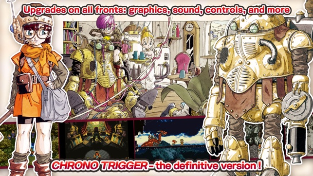 ‎CHRONO TRIGGER (Upgrade Ver.) Screenshot