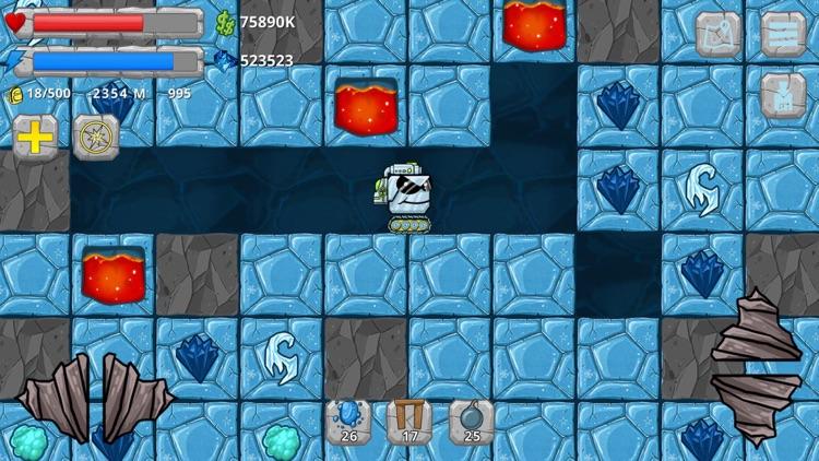 Digger Machine: find minerals