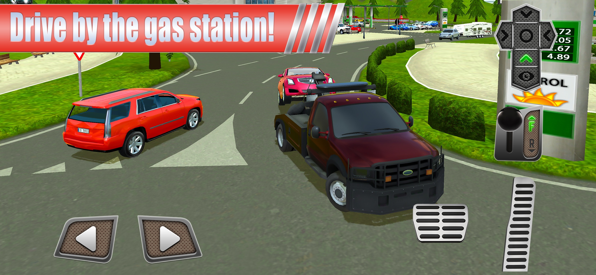 Hack free exe Gas Station: Car Parking Sim on-line info Re