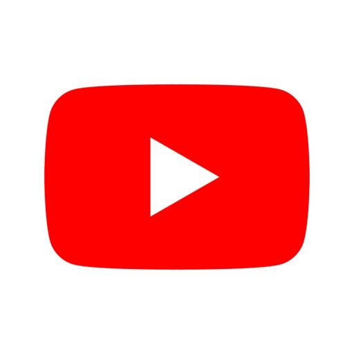 YouTube: Watch, Listen, Stream application logo
