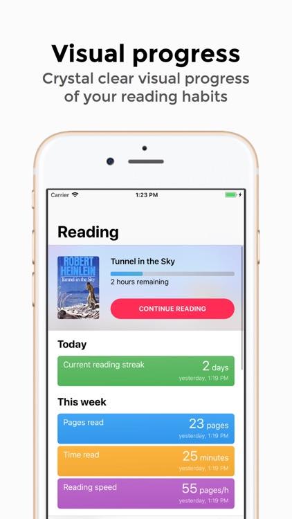 Book Breeze - Reading Tracker