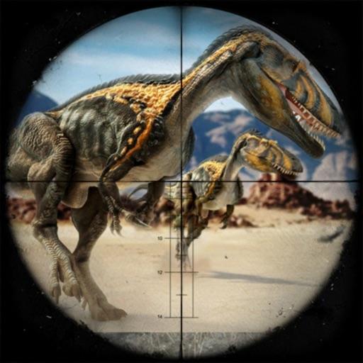 Dinosaur Shoot Fps Games iOS App
