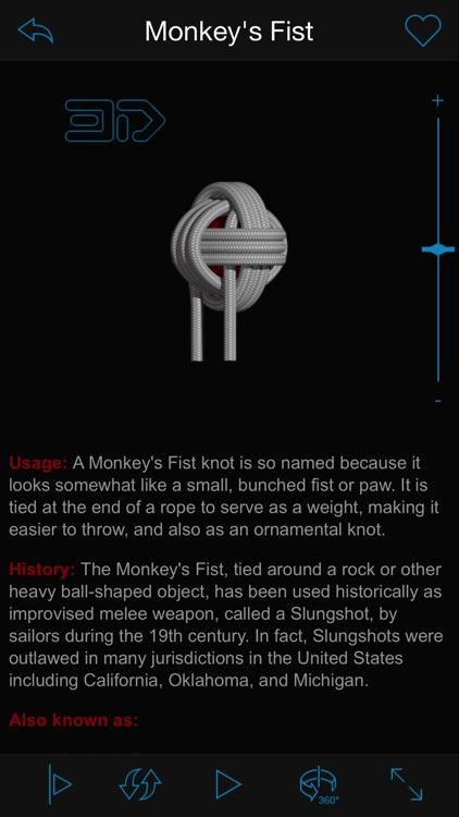 Knots 3D screenshot-3