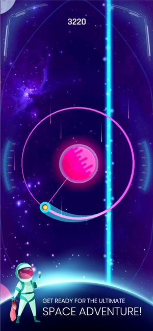 Space Run: Adventure above Sky Screenshot
