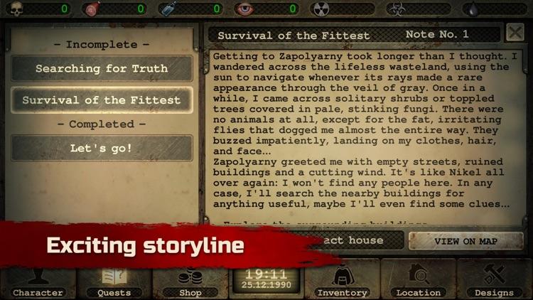 Day R Survival screenshot-6