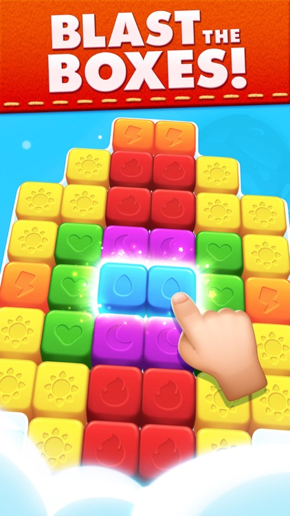 Viva Blast - Crush Cubes