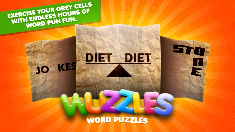 Word Puzzle Game Rebus Wuzzles Cheat Codes