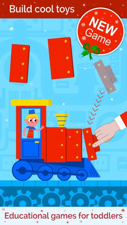 Learning games: toddler kids +