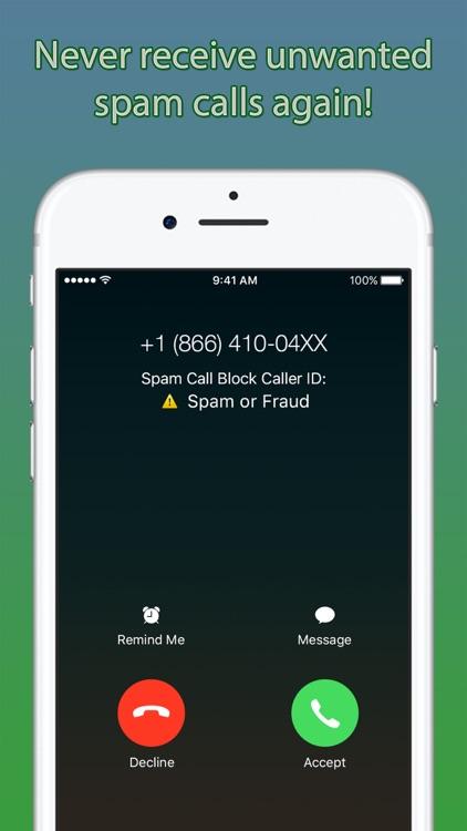 Spam Call Block Pro