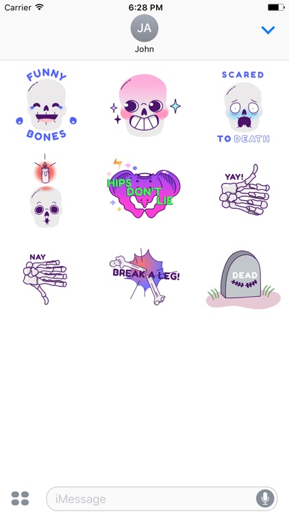 Funny Bones by Sarah Tuhro
