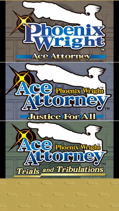 Ace Attorney Trilogy HD sur pc