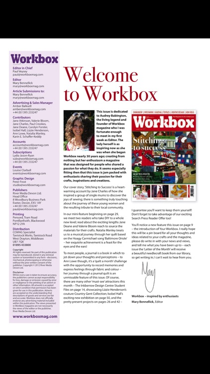Be Creative with Workbox