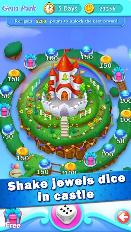 Jewel Crush®- Match 3 Games screenshot-5