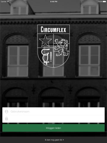Circumflex - náhled