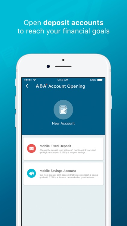 ABA Mobile Bank screenshot-4