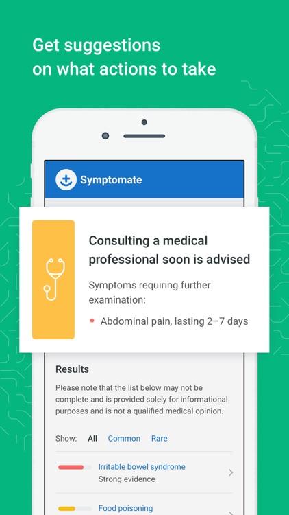 Symptomate